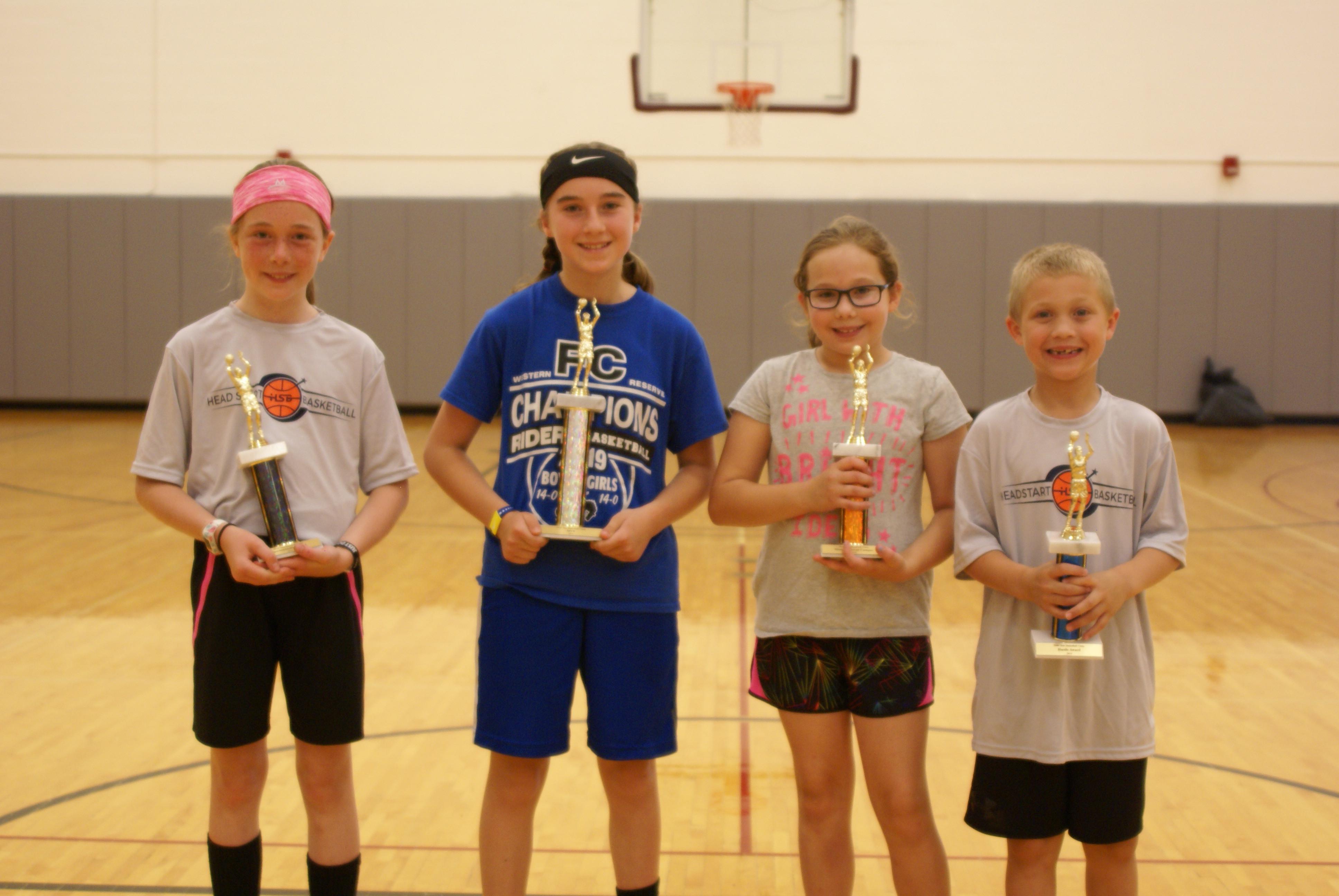 Oberlin Trophy Winners