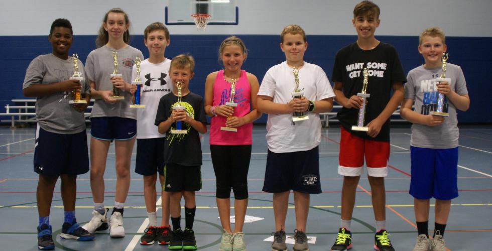 Strongsville  Session 3 Award Winners