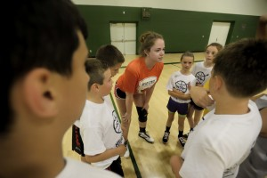 Head Start Basketball Camp